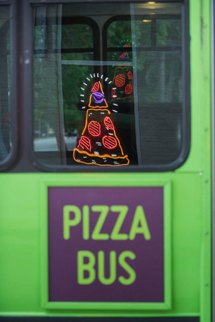 Milwaukee Pizza Bus