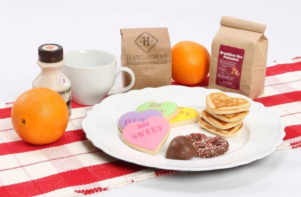 Breakfast in Bed - No Valentine Day 2